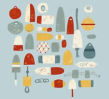 Oh Buoy! by Nic Squirrell