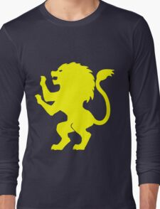 Lion Rampant Long Sleeve T-Shirt
