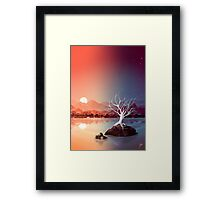 Change Framed Print