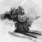 Tarantula Train by Sherry R. Brown