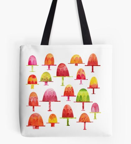 Jellies on Plates Tote Bag