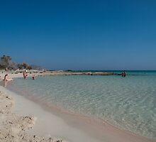 Elafonisi , Crete by Basiliss