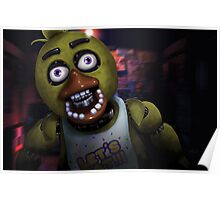 Five Nights at Freddy's: Chica Poster