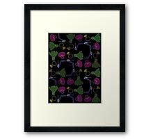 Lovely Fashion Framed Print