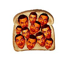 Beans on Toast Photographic Print