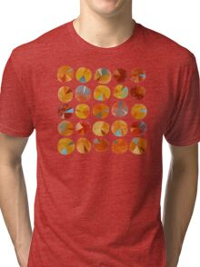 Pies Are Squared Tri-blend T-Shirt
