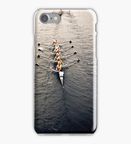 The Head Of The Charles Regatta 5 iPhone Case/Skin