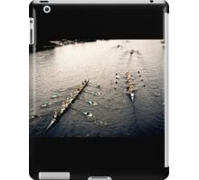 The Head Of The Charles Regatta 5 iPad Case/Skin