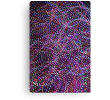 Abstract Multi Colored Lights Rainbow Canvas Print