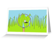 Its a Bugs life - The close up! Greeting Card