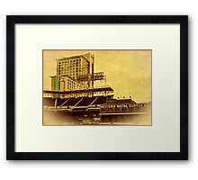 America's Finest Downtown Ballpark Framed Print