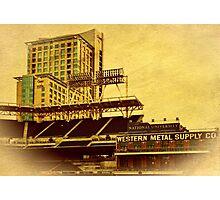 America's Finest Downtown Ballpark Photographic Print