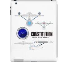 U.S.S. Constitution iPad Case/Skin