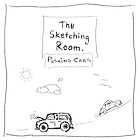 Pushing Cars, The Sketching Room's Debut Album Cover by byronC