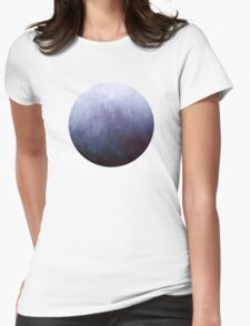 Abstract III Womens Fitted T-Shirt