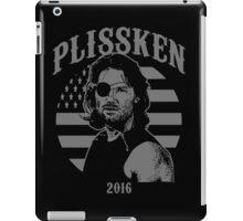Plissken For President 2016 iPad Case/Skin