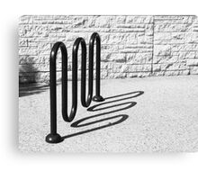SQUIGGLE Canvas Print