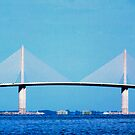 Sunshine Skyway by kinz4photo