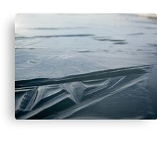 ICE topping  Canvas Print