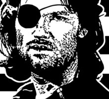 Plissken For President 2016 Sticker