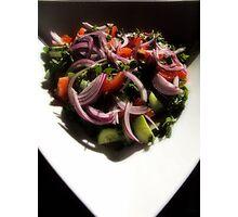 The Salad Photographic Print