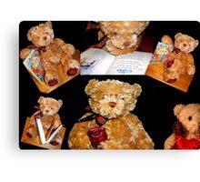 Teddy © Canvas Print