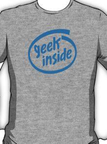 Geek Inside - Blue T-Shirt