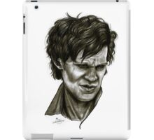 """Choices"" (Matt Smith/Doctor Who) iPad Case/Skin"