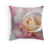 Soft and Pink Throw Pillow