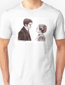 """""""Human Nature"""" Doctor Who Inspired Sketch T-Shirt"""