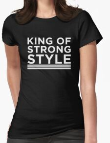 King of Strong Style Womens Fitted T-Shirt
