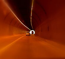 Tunnel by ZombieEnnui
