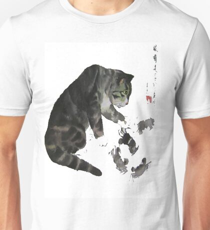 suspicions Unisex T-Shirt