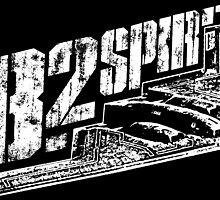 B-2 Spirit by deathdagger