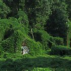 Hiding in Kudzu by Jaclyn Hughes