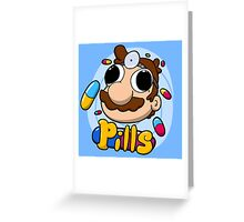 Dr. Plumber Greeting Card