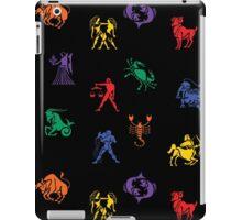 Zodiac Sign Icon iPad Case/Skin