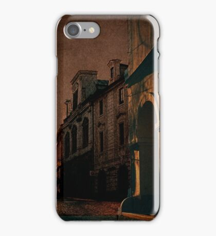 And Don't Forget the Garlic! iPhone Case/Skin