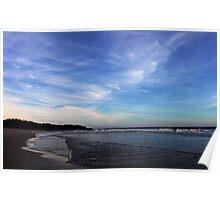 Surf-Beach Narooma Poster