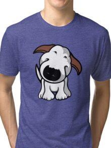 Really? Bull Terrier Tri-blend T-Shirt