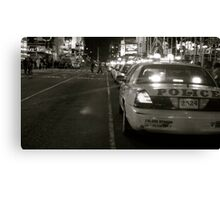 police .: Canvas Print