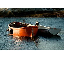 Fishing Boats ~ Peggy's Cove Nova Scotia Photographic Print