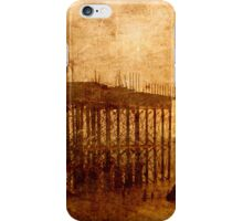 Pier into the Depths iPhone Case/Skin