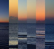 Stages of Sunrise by alishask