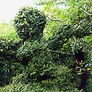 Cupid topiary by ♥⊱ B. Randi Bailey