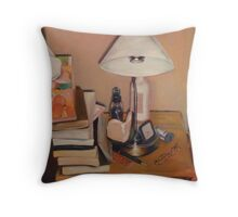 Two sides to every story - part 2 Throw Pillow
