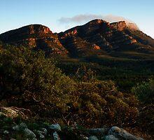 rawnsley range south australia by stephen robertson
