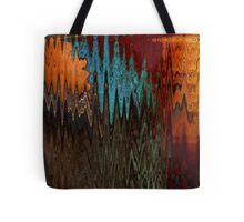 Navajo Waves Tote Bag