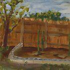 Garden in Spring by Stacie Baldwin