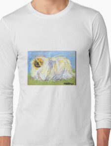 PEKINGESE DOG Long Sleeve T-Shirt